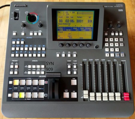 ขายถูก Panasonic AG-MX70 switcher ...