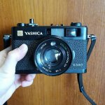 [Rare] Yashica Electro 35 CCN Wide