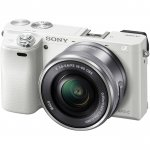 Sony Mirrorless Digital Camera ILCE-6000L